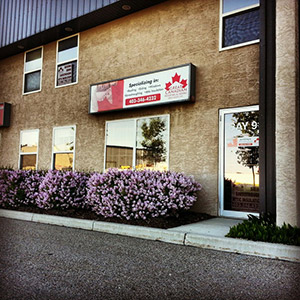 Great Canadian Roofing Red Deer Office