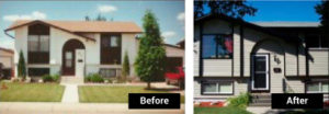 Residential Roofing & Siding Project