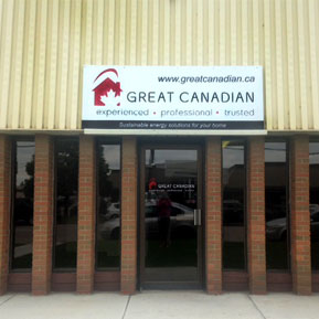 Great Canadian Roofing Saskatoon Office