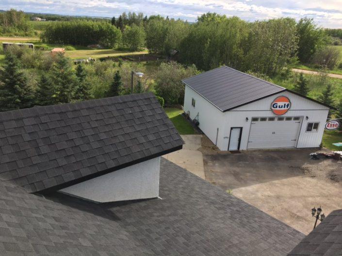 Metal Roofing Edmonton 2