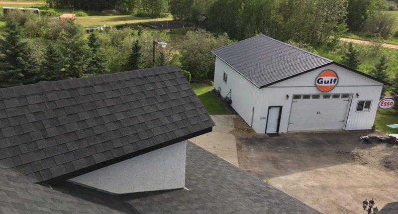 Metal Roofing Red Deer 2