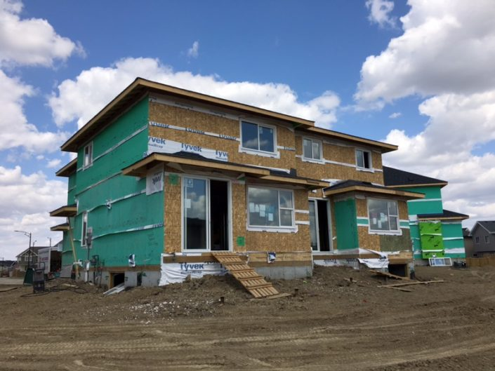 New Construction Roofing Red Deer