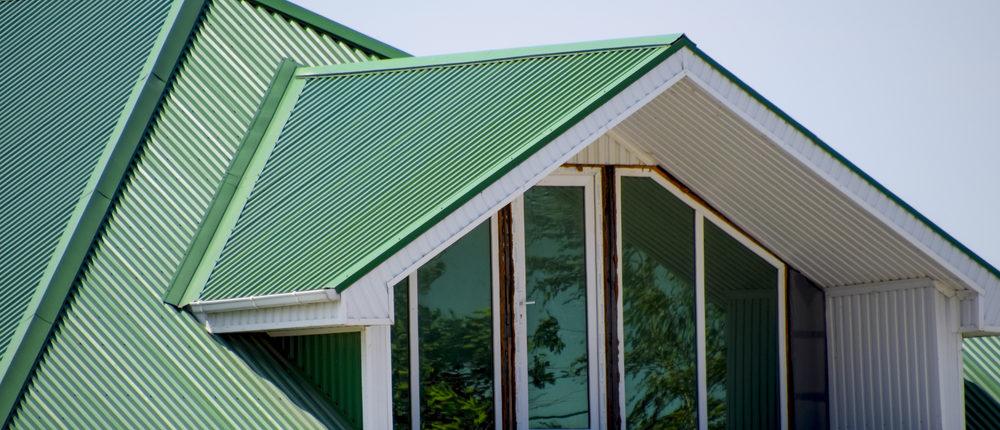 green metal roofing Calgary
