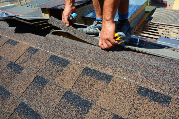 roofer working Calgary